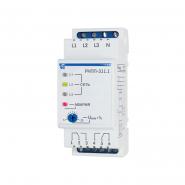 Реле напряжения, последовательности, перекоса, частоты и обрыва фаз Новатек-Электро РНПП-311.1