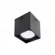 Светильник накладн. SMD Led 10Вт чорн. 4200К 136*200мм 700Lm/20