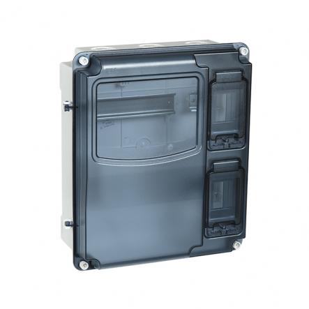 Корпус пластиковый ЩУРн-П 3/6 IP66 PC IEK - 1