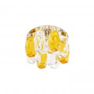 Светильник точечный JCD9 35W прозрачный/желтый