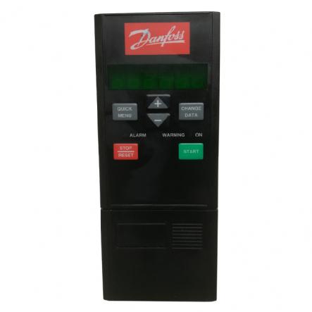 Преобразователь частоты VLT2815-PT4-B20-ST-R1-DB (1,5кВт) Danfoss - 1