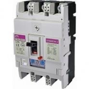 Автоматический  выключатель EB2S 250/3LA  200А 3P (16kA регулируемый) ETIBREAK