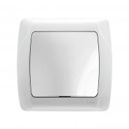 Заглушка (кабельный ввод) белый VIKO Серия CARMEN