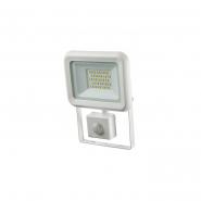 Прожектор ДО-15Sensor 10W  IP65 5000K Лм/Вт90 БЕЛЫЙ GALAXY