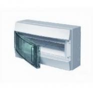 Щит настенный ABB Mistral 18 модулей прозрачная дверь IP65