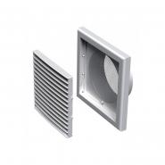 Решетка вентиляционная МВ 101 Вс 154*110мм
