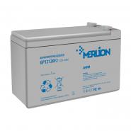 Аккумуляторные батареи MERLION AGM GP12120F2 12V12Ah (150x98x95(100)) 3.0кг Q4