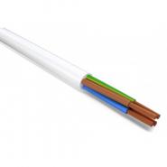 Провод соединительный ПВС 4х2,5 3 кл ОД
