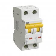Автоматический выключатель IEK ВА47-60 2p 16A С
