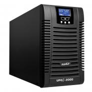 Источник бесперебойного питания UPO-2000-72-EL, внеш. батарея, ЖК экран