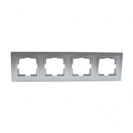 Рамка 4-я , Mono Electric, DESPINA (серебро) - 1