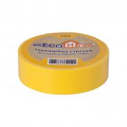 Изолента жёлтая  0,11мм*18мм 18м ACKO ECO