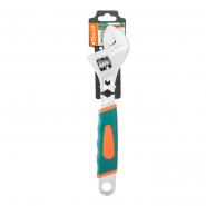 Разводной ключ STURM мягкие ручки 300мм