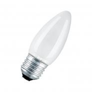 Лампа OSRAM CLAS B FR 40 Вт 230В E27 матовая свеча