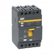 Атвоматический выключатель IEK ВА88-32 3p 100 A  25кА SVA10-3-0100