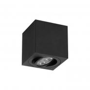 Светильник Feron ML303 черный под лампу MR16/GU10 IP20