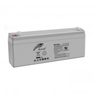 Аккумуляторная батарея AGM RITAR RT1223.Gray Case.12V 2.3Ah (177x35x62(68) Q10