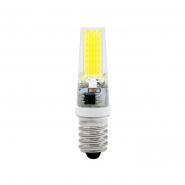 Светодиодная лампа Biom 2508 5W E14 4500K AC220 silicon