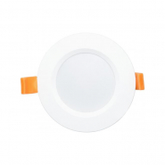 Светильник круглый  EUROLAMP LED-DL-3/4  Downlight NEW 3W 4000K