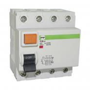 Реле защитного выключения Промфактор РЗВ-4 4п 100/0,1