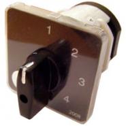 Переключатель пакетный ПКП Е-9 40А/2,833(1-2-3) выбор фазы АСКО-УКРЕМ