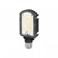 Лампа LED StreetLamp 40w E40 5500K DELUX