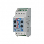 Многофункциональное реле времени Novatek-Electro РЭВ-201M 7А 24В, 220В