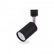 Cветильник  AL155 без лампы MR16/GU10 черный 56*190 мм