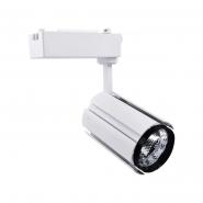 Светильник светодиодный трэковый LEDMAX TRL30CW6 220В, 30Вт, белый