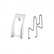Фиксирующая скоба/выталкиватель ETI MER-CLIP-PL (пластик)