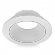 Светильник точ.DL8300  MR16/G5.3 /бел, круг поворотный