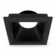 Светильник точ.DL8310  MR16/G5.3 / графит, квадрат поворотный