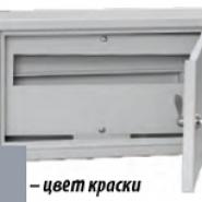 Корпус мет. ЩРн-18з-1 38 УХЛЗ  IP31 щит распределительн.18мод наружн