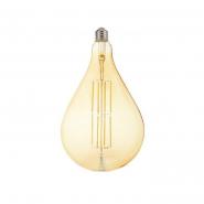 Лампа Filament 8W E27 2200K (Amber)/6
