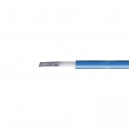 Провод монтажный гибкий с изоляцией из шелка МГШВ 0,35