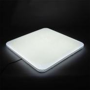 Светильник потолочный Zl 70032 72W (36w+36w) 4320Lm 3000/4500/6500k 435*55mm