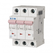 Автоматический выключатель  PL6 C40/3 EATON