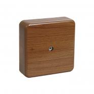 Коробка КМ41216-05 расп. для о/п 75х75х28мм (с конт.гр)