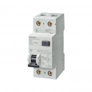 Дифференциальный автоматический выключатель  тип AC 220 С10/30MA (УЗО+Автомат) Siemens