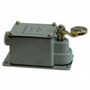 Выключатель концевой Промфактор ВП222Т4232-4-54У2(аналог ВК200) с рычагом рег.по наклону с роликом