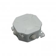 Коробка распределительная 80х40S-BOX 026  IP44 4выв.