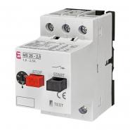 Автоматический выключатель защиты двигателя MS 25-2,5 ETIMAT