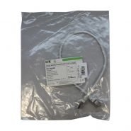 Шнур коммутационный  (патч-корд), кат.5Е FTP, 0,5м, серый