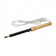 Паяльник 80Вт деревянная ручка