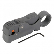 Инструмент для зачистки и обрезки коакс кабеля ITK