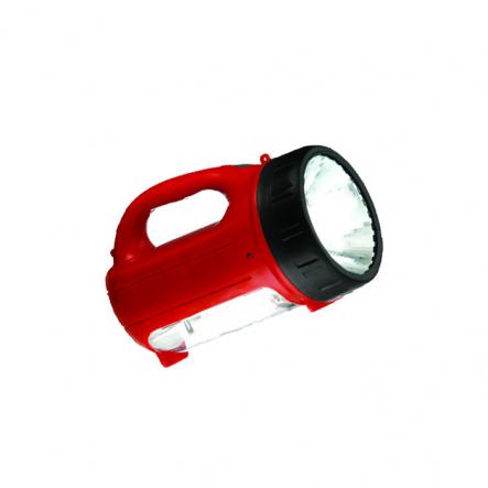 Фонарь красный PL7W+15W JC 6V 4.5AH - 1