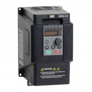 Преобразователь частоты CONTROL-L620 380В, 3Ф 4-5,5 kW IEK
