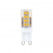 Лампа светодиодная LB-432 230V 4W 51leds G9 2700K 350Lm Feron