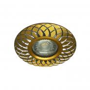 Светильник точечный Feron GS-M888 MR -16 G5.3 золото