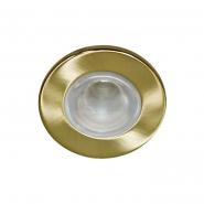 Светильник точечный Feron  2746  матовое золото